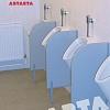 Сантехнические перегородки Astarta Partition WC